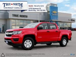 2019 Chevrolet Colorado WT 4-Free Oil lube & filter services*