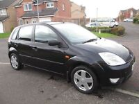 FORD FIESTA ZETEC 1.4 TDCI DIESEL 2004 (ONLY £30 TAX) MOT MAY 2017 IMMACULATE ASTRA CORSA CLIO PUNTO