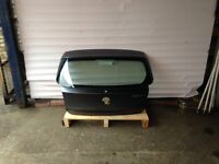 BMW 1 SERIES E87 E81 TRUNK BOOT LID TAILGATE SPARKLING GRAPHIT