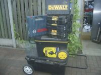 Job Lot of Tool boxes please read for condition