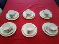 Bone chins tea set