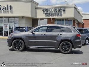2015 Jeep Grand Cherokee OVERLAND   DIESEL   4X4   FULLY LOADED  Cambridge Kitchener Area image 3