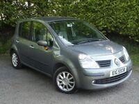 2007 Renault Modus 1.5 DCI Diesel Dynamique **£30 road tax** clio megane zafira yaris corsa 207 307
