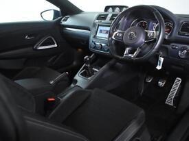 VOLKSWAGEN SCIROCCO 2.0 TDi 184 BlueMotion Tech GT [Sat Nav, Sports Dials] 3dr (mauve/purple) 2016