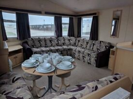 Static Caravan For Sale at Romney Sands Holiday Park Kent Near Camber and Hastings