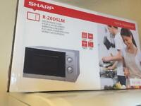 Brand new sharp microwave