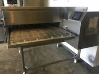 MIDDLEBY MARSHALL- PS640G - 32 INCH BELT GAS CONVEYOR OVEN - PIZZA OVEN