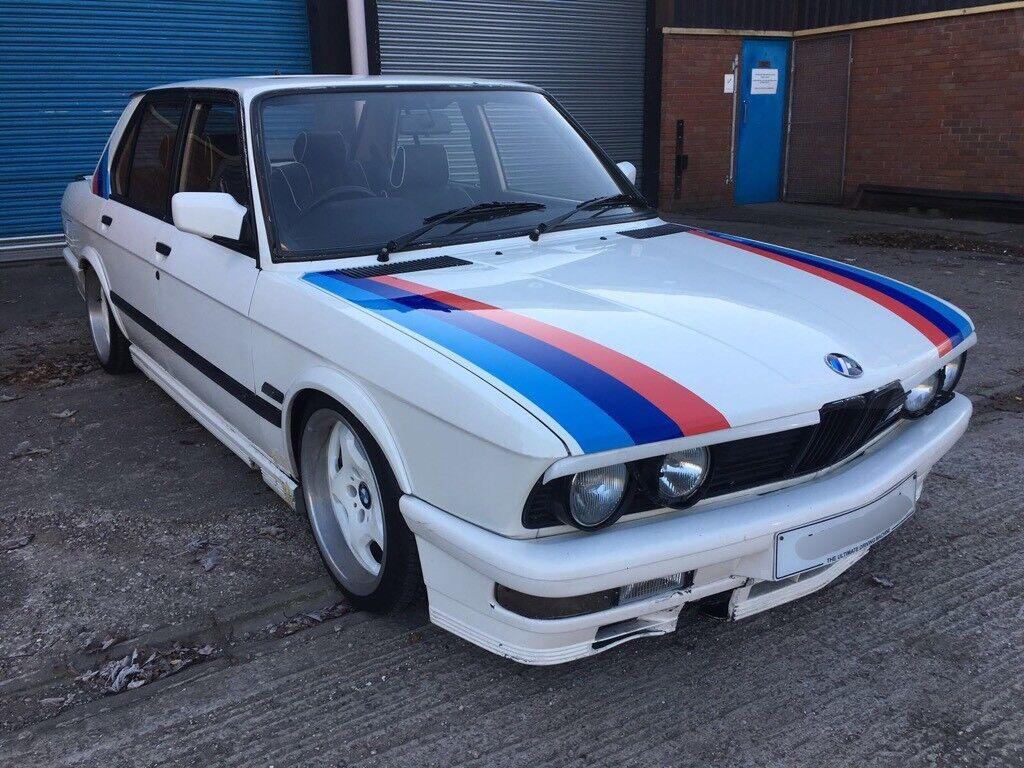 Bmw M535i E28 1986 Classic M5 Extras   Rare