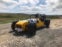 Locost 7 kit car 2.0 Zetec, mk Indy , Westfield , caterham