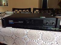 QSC Audio RMX 1450 Professional Power Amplifier