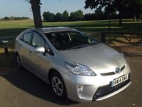 Toyota Prius 2014 One Owner Only 12K mileage LIKE NEW Sat Nav Reverse Camera Hpi Clear - P/x Welcome