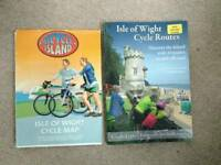 Cycle map Isle of Wight and booklet cycle routes
