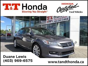 2015 Honda Accord Touring* No Accidents, Heated Seats, Navi *