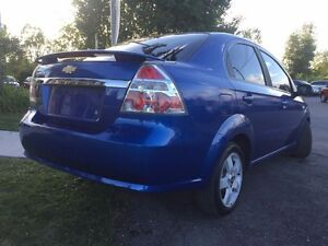 2007 Chevrolet Aveo LT-$47/Wk-SunRoof-Aux-LowKm's-Priced To Sell London Ontario image 2