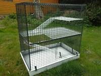 Large rodent cage suitable for pet rat's, degu's ect.