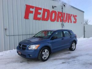 2007 Dodge Caliber SXT Package ***FREE C.A.A PLUS FOR 1 YEAR!***