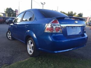 2007 Chevrolet Aveo LT-$47/Wk-SunRoof-Aux-LowKm's-Priced To Sell London Ontario image 3