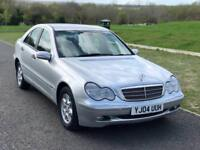 Mercedes C220 CDI, Automatic, Diesel,3 Months Warranty,F Service History,1 Year MOT, Just Serviced