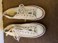 Converse Low Top Sneakers Trainers Shoes Men's U.K. 10
