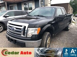 2010 Ford F-150 XLT 4x4 Extended Cab
