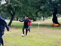 WOMENS FOOTBALL IN LONDON