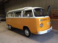 VW campervan type2 VW baywindow