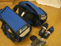 oxford sports lifetime luggage motorcycle panniers