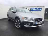Volvo XC70 D5 [205] SE Lux 5dr Geartronic (silver) 2010