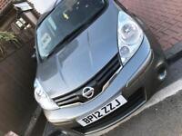 Nissan Note 1.5 Diesel 2012