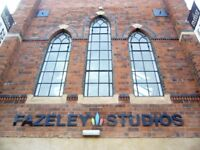 Lovely shared office/desk space - Digbeth Birmingham - Great Value! Arts, music, creative industries