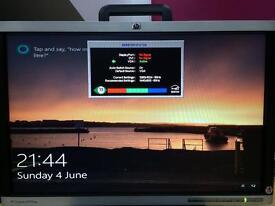 Acer Aspire (gaming/productivity) and Hp monitor