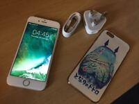 LIKE NEW IPHONE 6S 16GB GOLD UNLOCKED