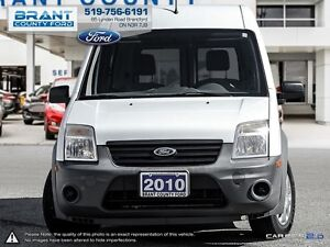 2010 Ford Transit Connect XL Cargo Van - CLEAN CARPROOF!
