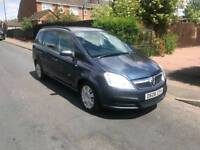 Vauxhall Zafira Runs and drives faultless lovely family 7 seater