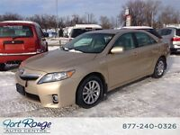 2010 Toyota CAMRY HYBRID LEATHER/NAV/SUNROOF