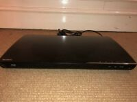 Blu- Ray dvd player- perfect condition