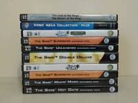 Collection of The Sims PC games