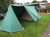 """CABANON ISABELLE, """"A"""" FRAME RIDGE TENT"""