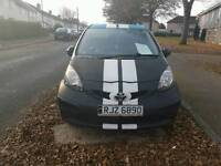 Toyota Aygo 1.0L gas and petrol QUICK SELL