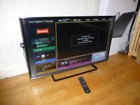 "Panasonic TX-42AS520 42"" LCD Smart TV"