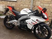 Aprillia rs4 125cc