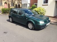 VOLKSWAGEN GOLF 1.6 SE 5 DOOR HATCHBACK