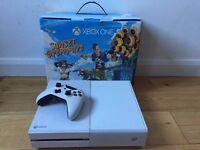 Xbox one 500gb in white