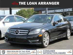 2014 Mercedes-Benz C350 4matic