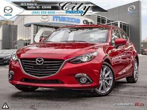 2014 Mazda Mazda3 GT-SKY MINT, LOADED, ZOOM ZOOM!