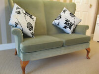 Parker Knoll 2 seater settee Original/vintage in perfect condition
