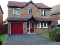 4 Bed Detached house available to rent -near M/cr Airport Short term Let available