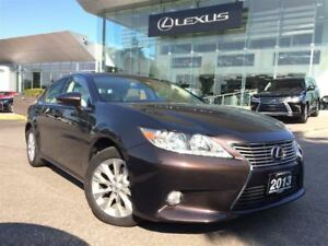2013 Lexus ES 300h Premium Pkg Backup Cam Bluetooth Heated Seats