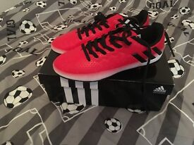Size 2 messi football boots BRAND NEW