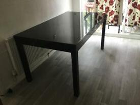 Dining table only. Measurements 160 x 90 x 76